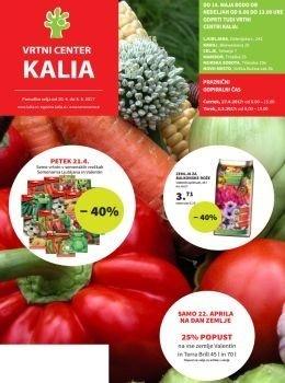 Kalia katalog - April 2017