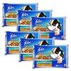 Hrana FELIX - ribji izbor v želeju, 6 x 400 g