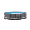 INTEX okrugli bazen Ultra Metal, 427 x 107 cm + filtar pumpa