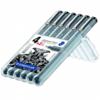STAEDTLER Pigment liner - 308 SB6P Tehnička olovka, Crna
