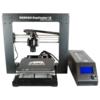 WANHAO 3d štampač DUPLICATOR i3 V2.1 Fused Deposition Modeling (FDM), 30-60mm/s, 200 x 200 x 180 mm, 0.1mm