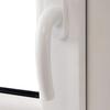 vidaXL PVC prozor s ručicom na lijevoj strani 1000 x 500 mm