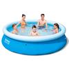 Bestway Kružni plivaći bazen na napuhavanje 305 x 76 cm