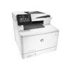HP Color LaserJet Pro MFP M377dw Printer 24ppm A4 25ppm LTR Multi-function printer print scan and copy with network wireless auto-duplex 4 3 touchscreen scan-to email  cloud (M5H23A)