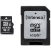 Intenso microSDHC-kartica 16 GB Intenso Professional Class 10, UHS-I uklj. SD-adapter
