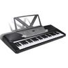 vidaXL Električna klavijatura s držačem za note, 54 tipke