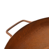 vidaXL Posuda za Vatru Okrugla Čelik 60 cm boja hrđe