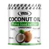 Real Coconut Oil Unrefined Extra, 1000 ml