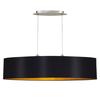 EGLO viseća svjetiljka Maserlo 100 cm crna 31616