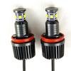 cree LED Angel Eyes marker kit 2x 6 LED / H8 / High Power / 2x 60W / BMW, hladno bela