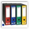 FORNAX registrator Foroffice A4/80 v škatli (moder), 11 kosov