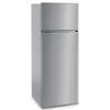 hladilnik in zamrzovalnik-SREBREN