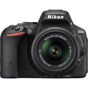 fotoaparat DSLR Nikon D5500, crni KIT sa AF18-55VR II