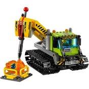 LEGO City Vulkan raziskovalno vozilo (60122)