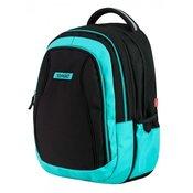 Target ruksak 2u1 Black Blue Cosmos 21303