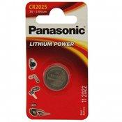 Baterije Panasonic 1x12 CR 2025 Lithium Power