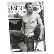 Erotični stenski koledar: MEN 2012