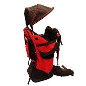 FILLIKID nahrbtnik za nošenje otroka rdeč