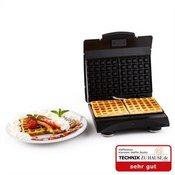 KLARSTEIN pekač za vaflje Waffle Buddy 700W, inox