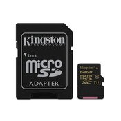 KINGSTON SD mikro kartica SDCA10 64GB