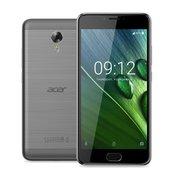 ACER GSM telefon Z6 Plus (Dual SIM), siv