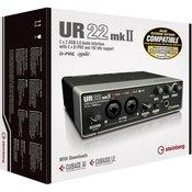 STEINBERG USB zvočna kartica UR22 MKII