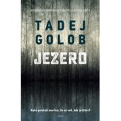 Knjiga Tadej Golob: Jezero, broširano