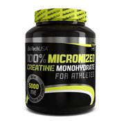 BIOTECH kreatin 100% Creatine Monohydrate, 1kg