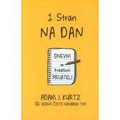 Knjiga Adam J. Kurtz: Ena stran na dan (kreativni dnevnik)