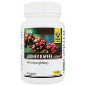 RAAB VITALFOOD GMBH prehransko dopolnilo Bio izvleček zelene kave, 90 kapsul