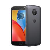 Motorola E4 Plus, siva