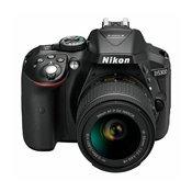 Nikon D5300 KIT AF-P 18-55VR + 55-300VR