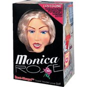 Monica Rose Real Shape inflatable Doll