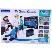 LEXIBOOK TV igraća konzola JG7410 + 100 IGRICE