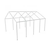VIDAXL ogrodje za šotor  8 x 4 m