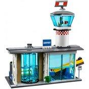 LEGO City Letališče potniški terminal (60104)