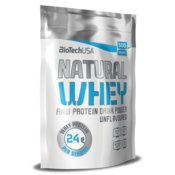 BIOTECH proteini Natural Whey, 0,5kg
