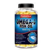 PHARMEKAL Omega-3 Fish Oil, 350 kapsul