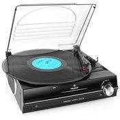 AUNA gramofon sa integriranim zvučnicima 928