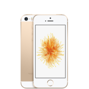 APPLE pametni telefon iPhone SE 16GB, zlatni