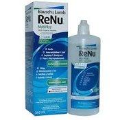 BAUSCH&LOMB tekočina za kontaktne leče RENU MULTIPLUS, 360 ml