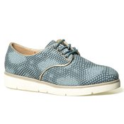 OPPOSITE Ravne cipele L30402 plave