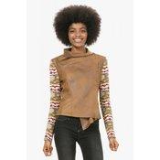 DESIGUAL ženska jakna (št. 36), večbarvna