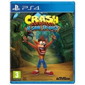 Crash Bandicoot N. Sane Trilogy PS4 Preorder