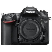 NIKON D-SLR fotoaparat D7200 (ohišje)