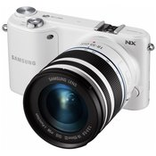 SAMSUNG digitalni fotoaparat NX2000 EV-NX2000BFWPL