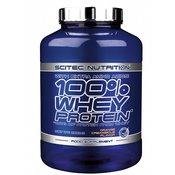 SCITEC NUTRITION 100% proteini sirotke - pomaranča/smetana, 2350g