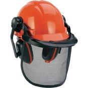 Einhell Zaštitna kaciga sa zaštitom od hladnoce Einhell BG-SH 1, 4500480, narancasto-crne boje
