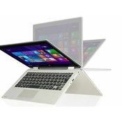 TOSHIBA Prijenosno računalo HP Chromebook G4 - 11.6 Intel N2840/ 4GB DDR3/ 16GB SSD/ 1366x768 Intel HD Graphics/ Chrome OS, izložbeni primjerak