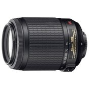 NIKON objektiv 55-200MM F/4.0-5,6 AF-S DX VR IF-ED